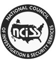 National Council of Investigation and Security Services logo